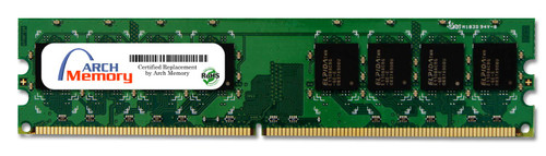 2GB 240-Pin DDR2-400 PC2-3200 UDIMM (2Rx8) RAM | Arch Memory