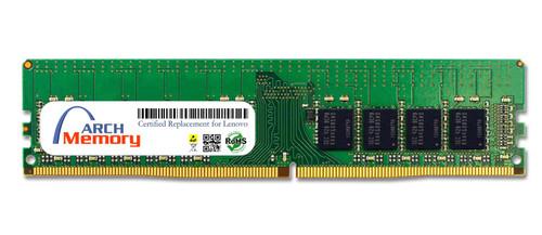 16GB 4X70P26063 288-Pin DDR4-2400 PC4-19200 ECC UDIMM RAM   Memory for Lenovo