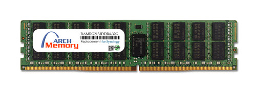 Arch Memory Replacement for Synology RAMRG2133DDR4-32G 32 GB DDR4-2133 PC4-17000 288-Pin ECC RDIMM RAM