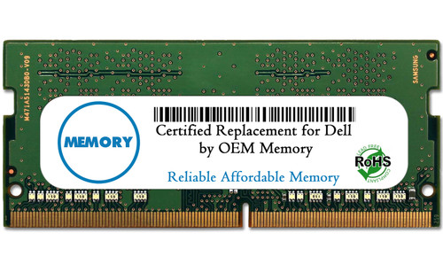 8GB SNPMKYF9C/8G A9210967 260-Pin DDR4-2400 PC4-19200 Sodimm RAM | OEM Memory for Dell