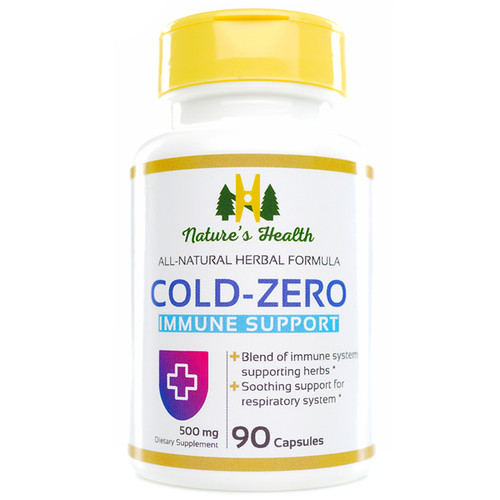 Cold Zero: Immune Support