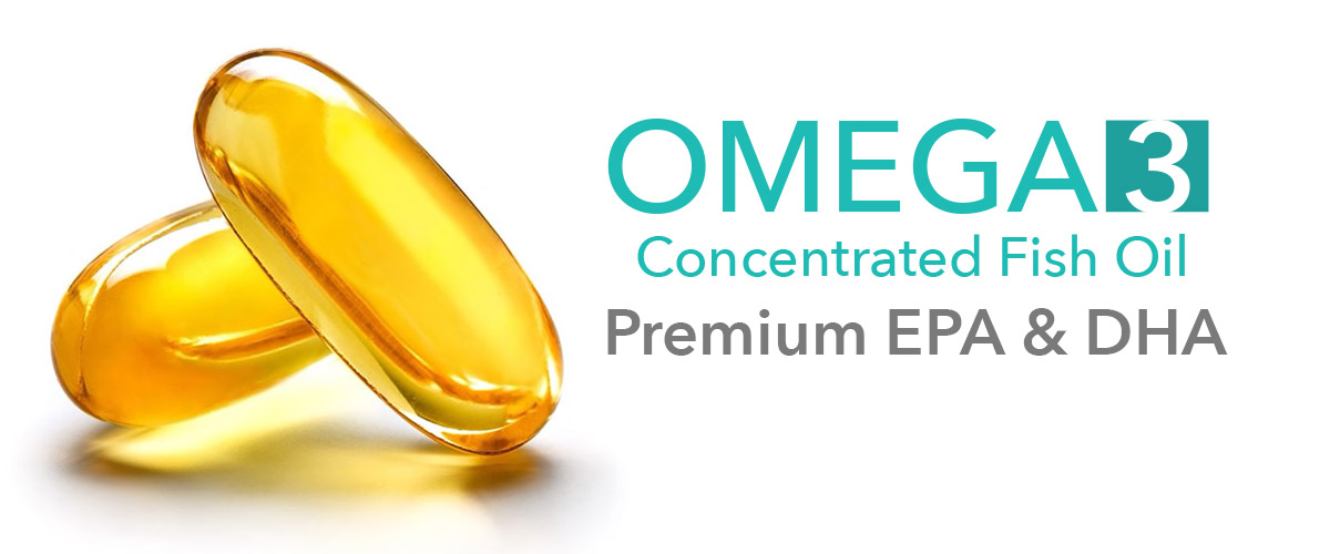 Nature's Health Omega 3 Fish Oil