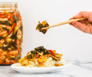 Kimchi: from Seoul to soul