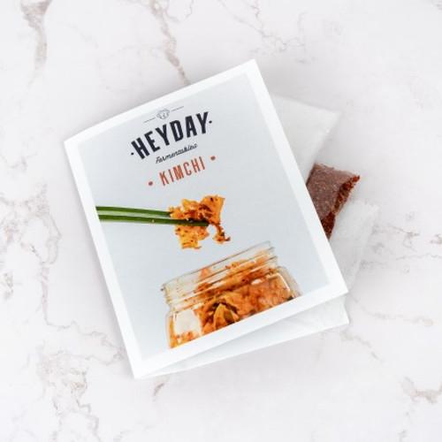 Mak Kimchi recipe pack for standard Kaboodle