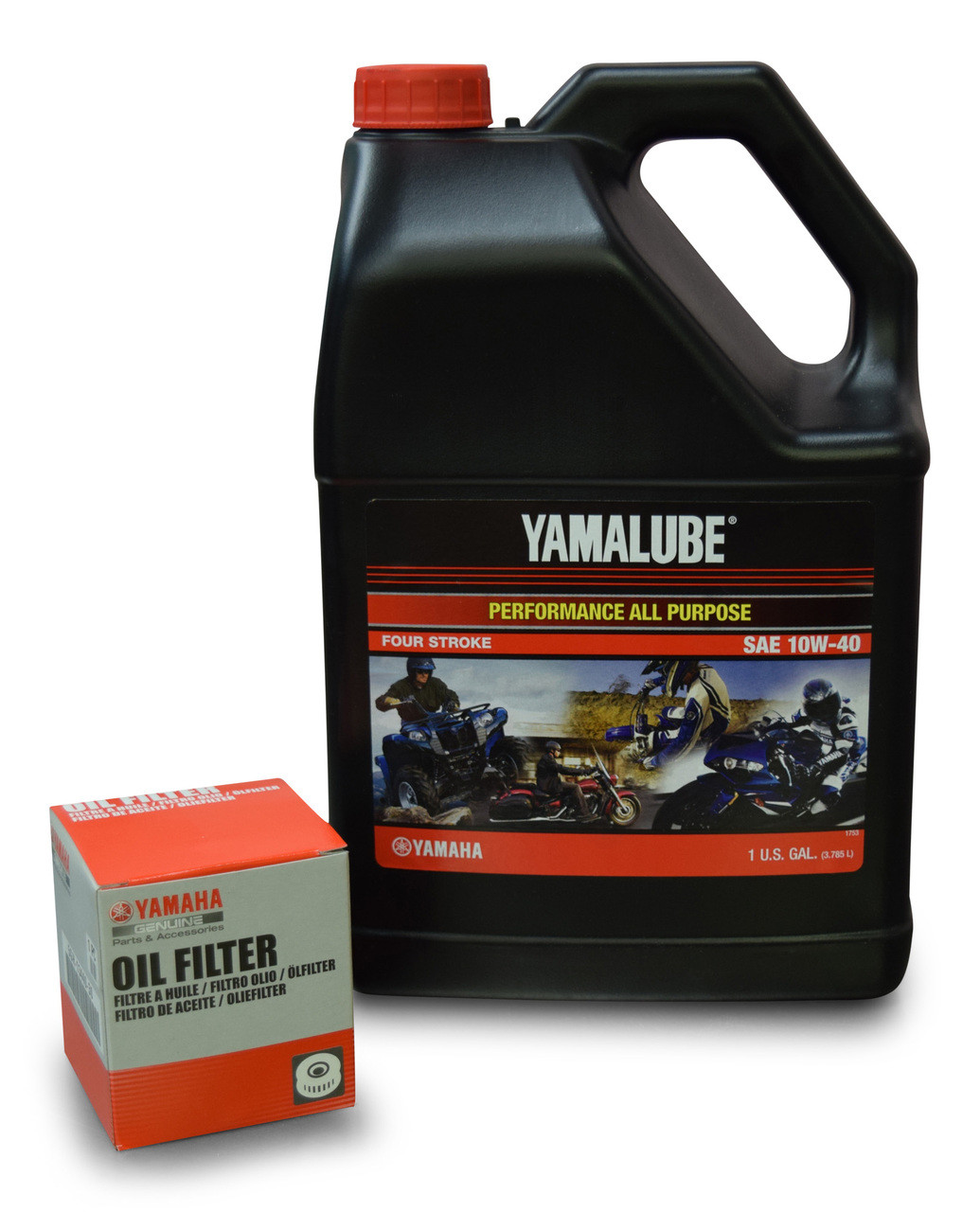 Yamaha Oil Change Kit (96-19 All)