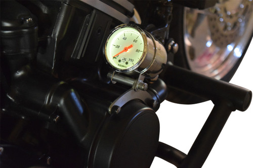 Illuminated Oil Pressure Gauge for 1985-2007 Yamaha Vmax 1200