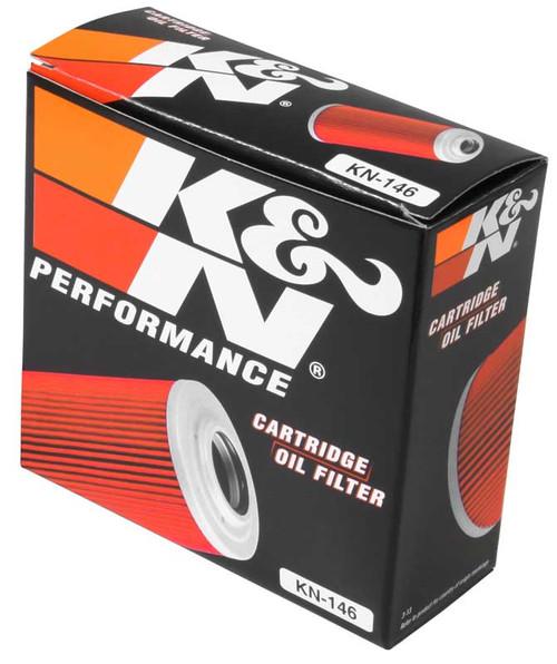 K&N Oil Filter (83-93 All)