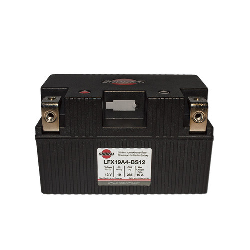 Shorai LFX19A4-BS12 Battery (09-20 All)