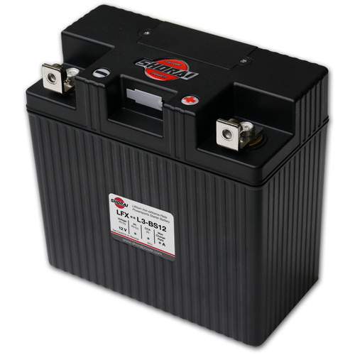 Shorai LFX27L3-BS12 Battery (83-13 All)