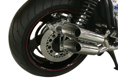 MaxDaddy Billet Rear Wheel (85-07 All)