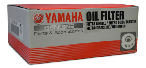 Yamaha Oil Filter Cartridge 2