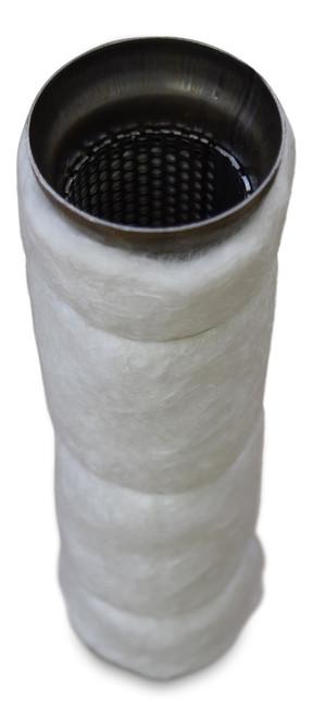 QuietCore™ Baffle - StreetPro Megaphone Mufflers (85-07 All)