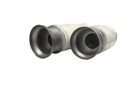 Maxflow QuietCore™ Baffle - StreetPro Quadzilla Mufflers (85-07 All)
