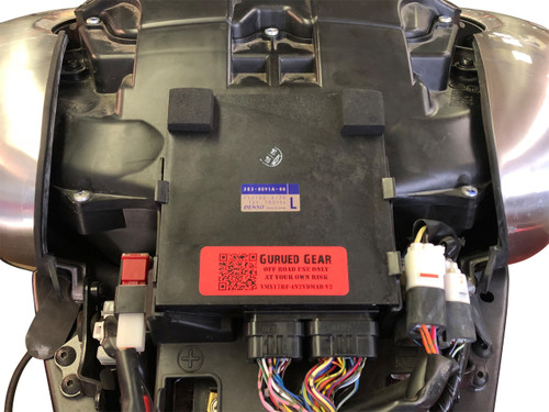 ECU Re-Flash Service - 4 into 2 Slip-On with MAB Ver 2 (09-19 All)