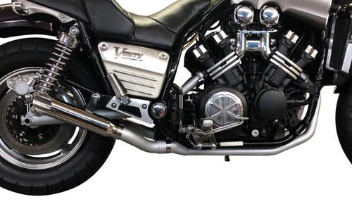 Full Slash Cut Exhaust System