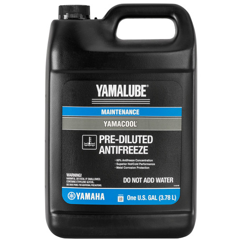 Yamacool® High-Performance Antifreeze