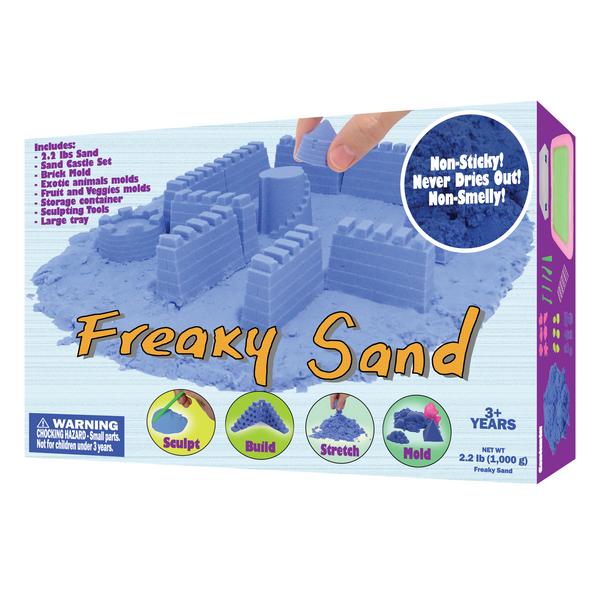 Kinetic Freaky Sand
