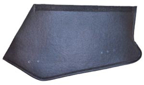 VE555 DASH LH SIDE COVER