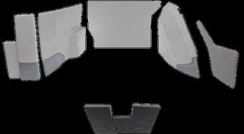 CIH 7210-8950 MAGNUM PROFORM LOWER KIT