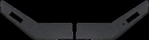 IH 86-88 UPPER DOOR PANELS (BLACK)