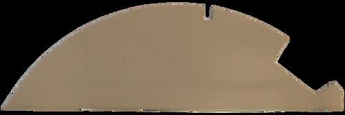 JD UTILITY 2355-3255 HEADLINER FRONT (TAN)