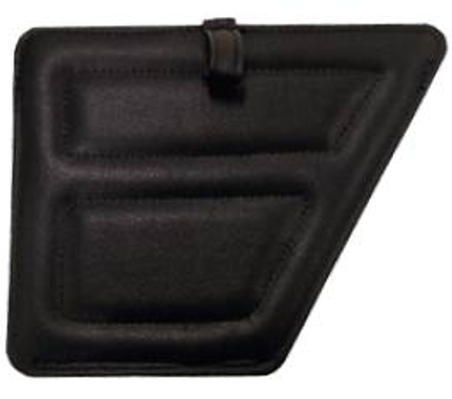 IH 86-88 RH LOWER DOOR POCKET (BLACK)