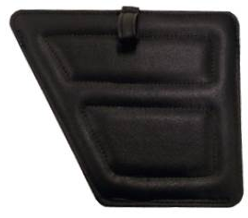 IH 86-88 LH LOWER DOOR POCKET (BLACK)