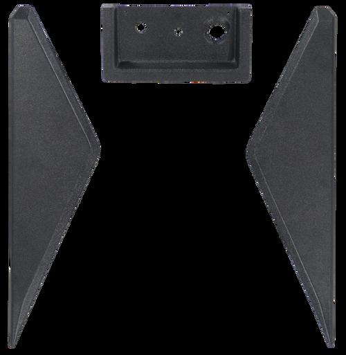 JD 6030 FENDER FRONT/COWL PANEL KIT