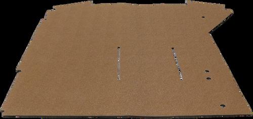 CATERPILLAR CHALLENGER 65C-85D FLOORMAT (BROWN)