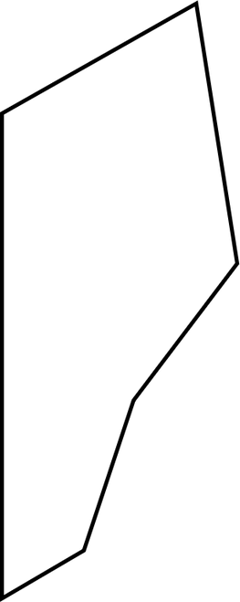 SCIH585 - LH DOOR SEAL