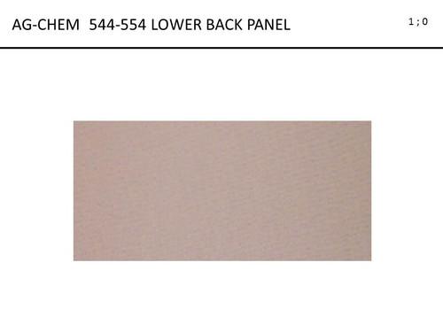 AG-CHEM 544-644  BACK PANEL