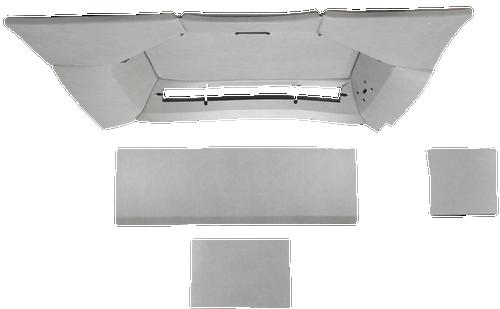 CIH 1620-1688 COMBINE/1800-2055 CP CAB KIT