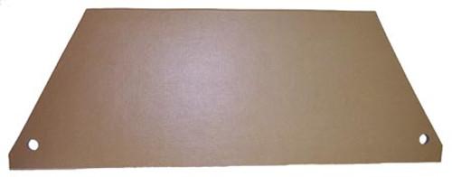 CIH 9110-9180 DOOR COVER (BROWN)
