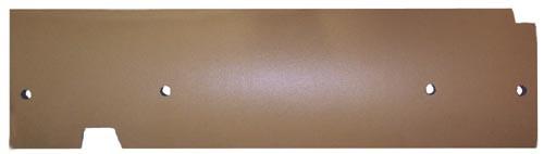 CIH 9110-9180 RH CONSOLE COVER (BROWN)