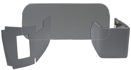 CATERPILLAR CHALLENGER 65E-95E PROFORM LOWER CAB KIT