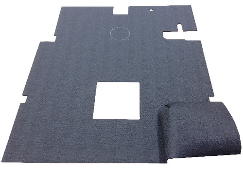 FORD FW 20- FW-60  2 PART FLOOR MAT