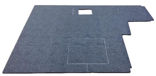 GLEANER FLOOR MAT (BLACK)
