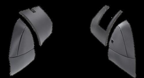 FORD SERIES 2/30 LOWER KIT (BLACK)
