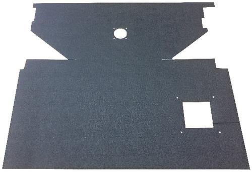 WHITE 4-150/4-180 FLOOR MAT