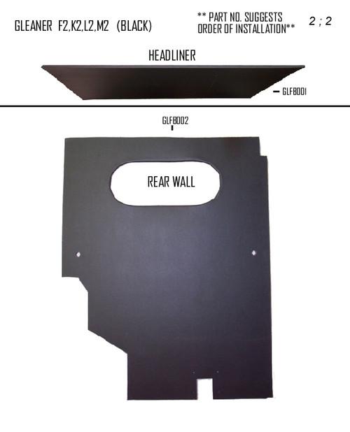 GLEANER F2 - M2 IN BLACK