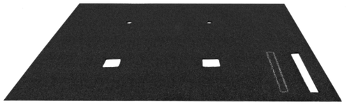 IH5088BL UNDER SEAT MAT FOR SEARS AIR/OIL SEAT OR UPGRADE