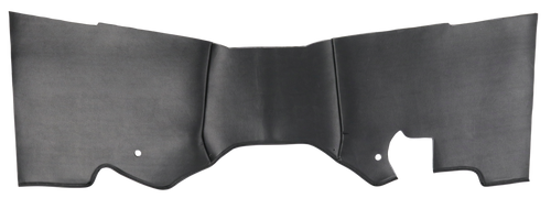 IH 66-68 DELUXE CAB COWL COVER