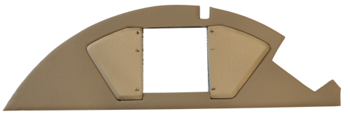 JD 4055-4960 HEADLINER FRONT (WITH SPEAKER COVERS)