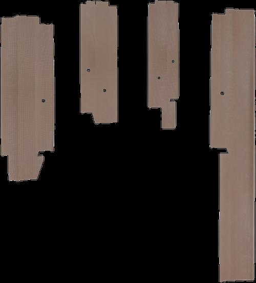 JD 8450 POST KIT