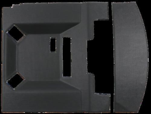 JD 7440 CS/9910 CP HEADLINER (BLACK)