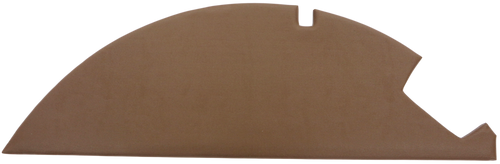JDHBR 2WD HEADLINER FRONT (BROWN)