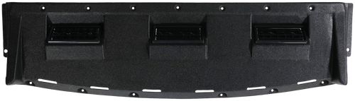 IH 86-88  HEADLINER FRONT BEZEL WITH LOUVERS