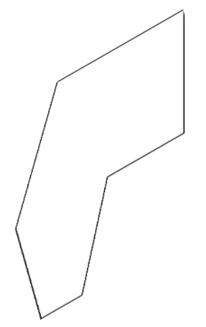 SCA2094 LEFT DOOR