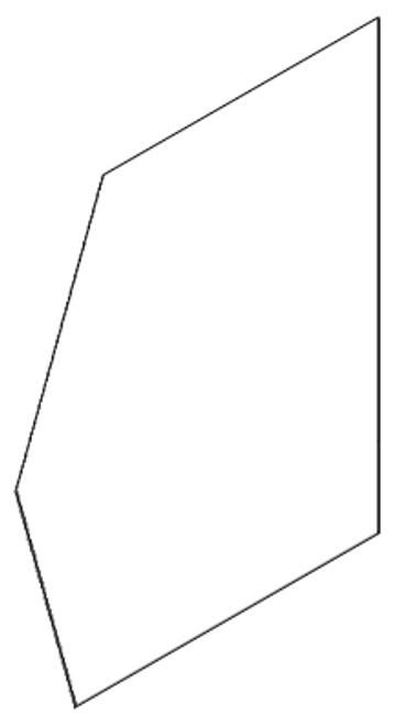 SCA4490 LEFT DOOR