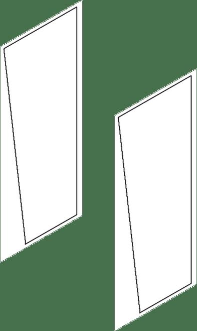 CIH 2144-7130 COMBINE DOOR SEAL KIT